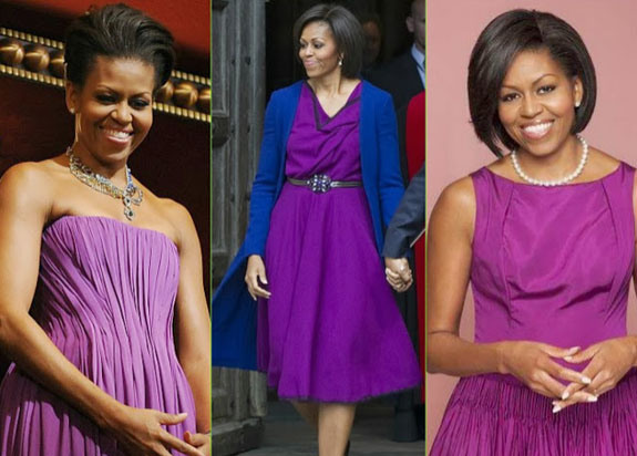 First Lady Radiant Orchid | Colors Schemes In Webdesign | Blueprint