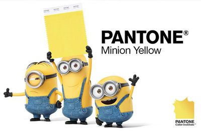 Minion Yellow | Blueprint